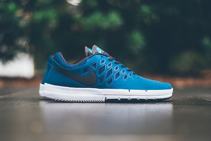 "Nike Free SB ""Blue Force.""I quite like these, I think."