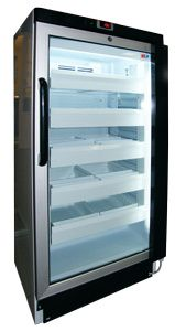 CS-220-4/P - Glass door cooler with drawers #cooler #refrigerator #drawer #pharmacy