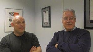 Duo on the Radio on Wednesday Evening