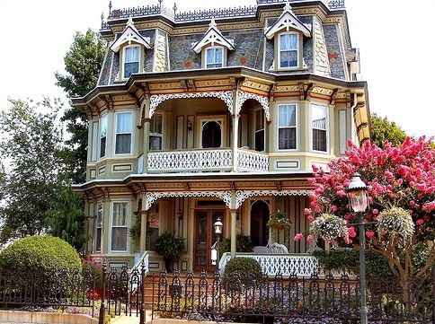 Cape may new jersey victorian houses google search for New victorian style homes