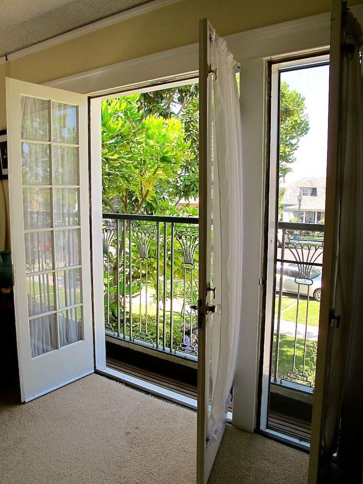 Balcony from inside