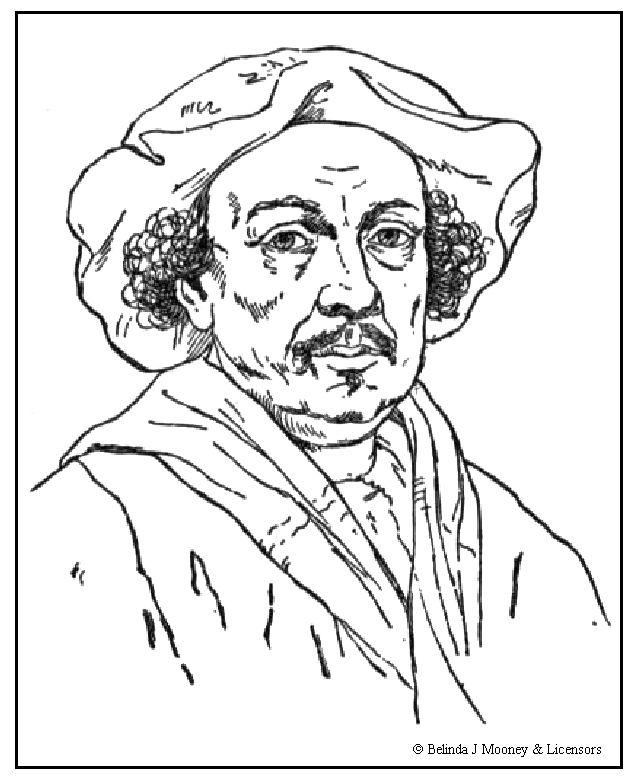 Zelfportret-Rembrandt.gif 638×780 pixels