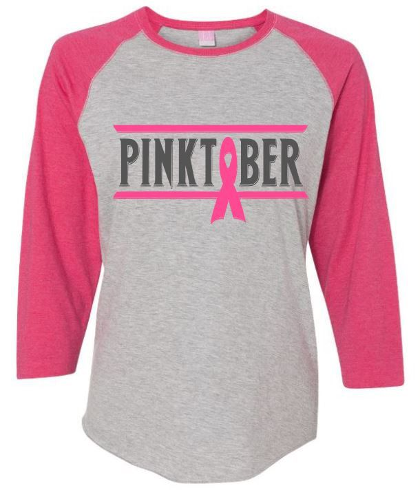 Breast Cancer Shirt ~ In October We Wear Pink ~ Breast Cancer Awareness Shirt ~ Pink Is The New Black Shirt ~ Hope Cancer ~ Pink Ribbon Shir by CutFromTheHeart on Etsy https://www.etsy.com/listing/462123150/breast-cancer-shirt-in-october-we-wear