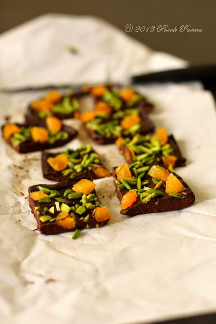 Paleo csokoládé kockák (paleo, vegán) | Pocak Panna