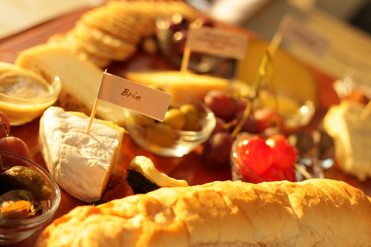 Cheese Platter at Pont de Val