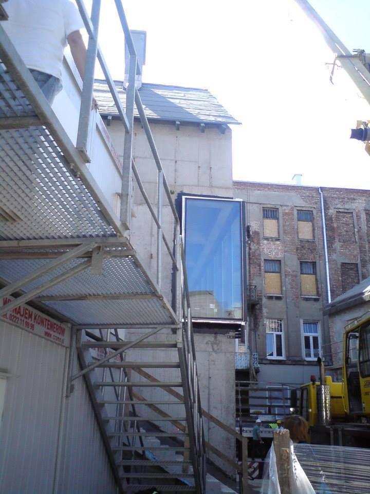 Budowa Muzeum Warszawskiej Pragi