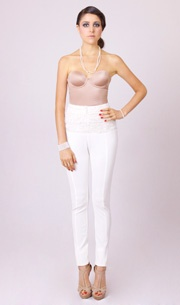 Aurora Pants in Ivory  New Arrivals, ** Pre Order Now**   http://www.wrato.com/content/aurora-pant