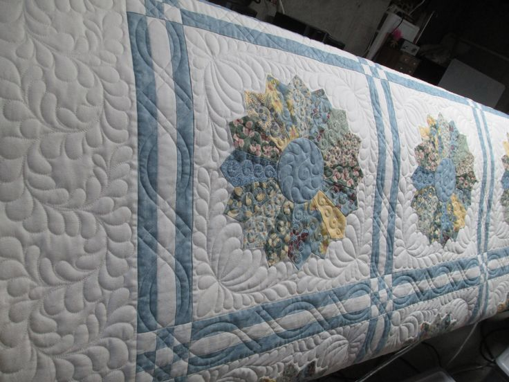 Dresden Plate Quilt With Sashing And Borders Google