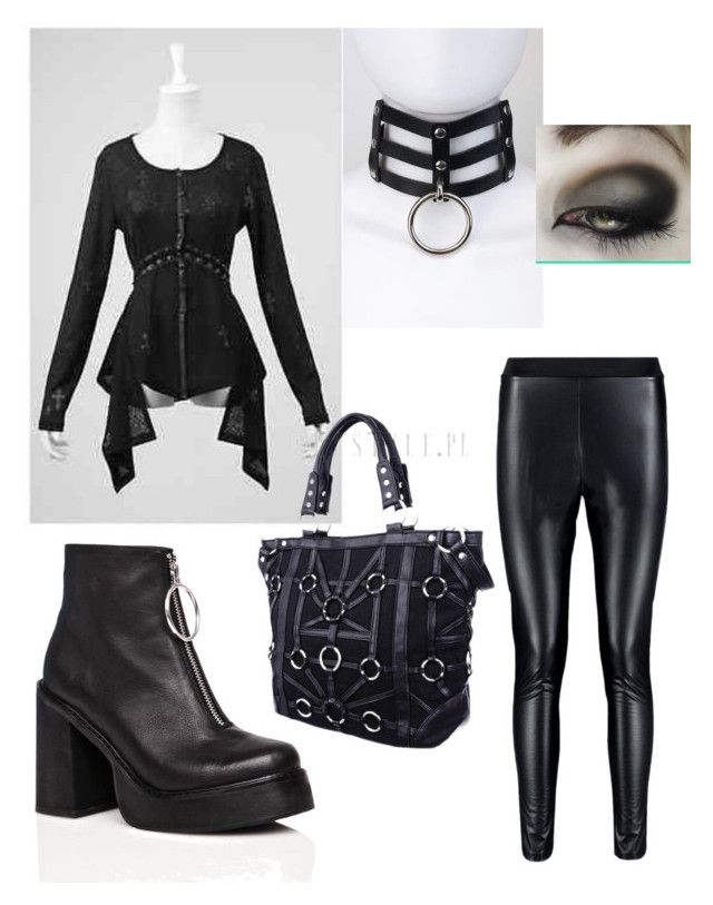 """""""O-My"""" by purchasedharpy on Polyvore featuring Boohoo"""