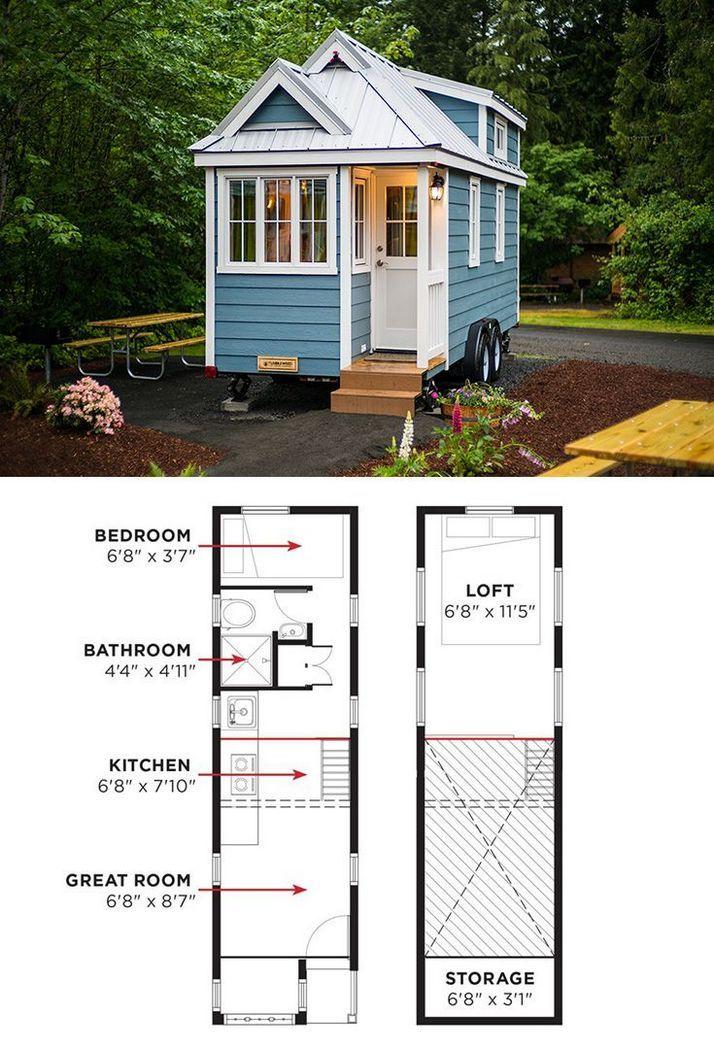 70 Most Popular Modern Flat Roof House Design 62 Modernhouse Flatroofhouse Modernhouseideas In 2020 Tiny House Trailer