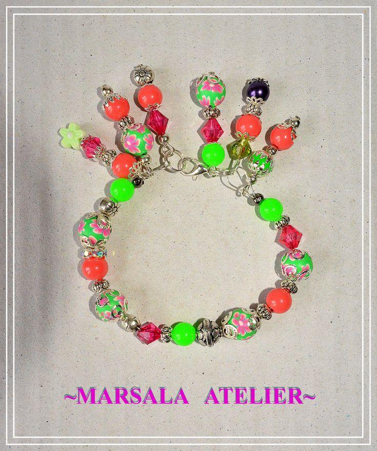 Marsala Miami Bracelet
