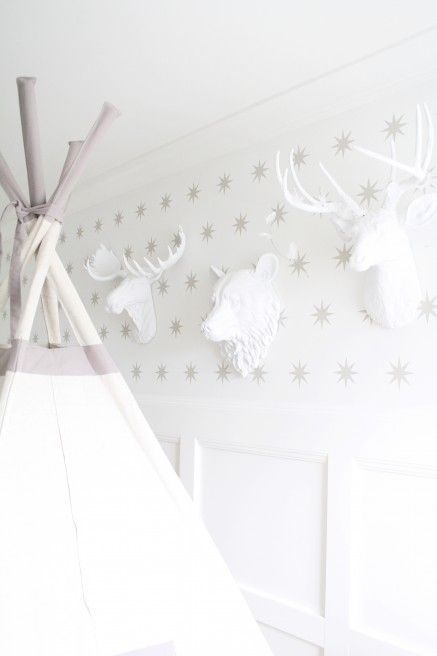 Reading TeePee Nook with Pottery Barn Kids — The Doctor's Closet