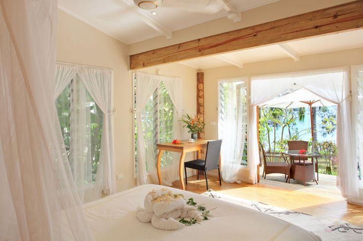 Guestroom Sau Bay Fiji Retreat--300 a night