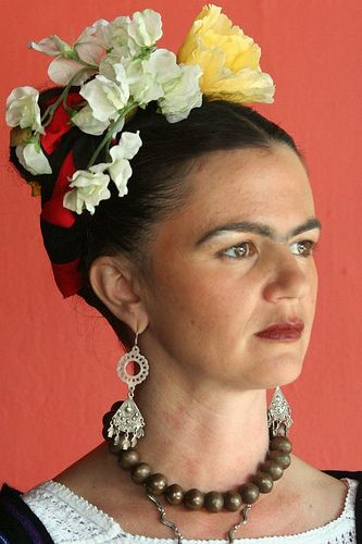 Frida Kahlo Clone   Flickr - Photo Sharing!