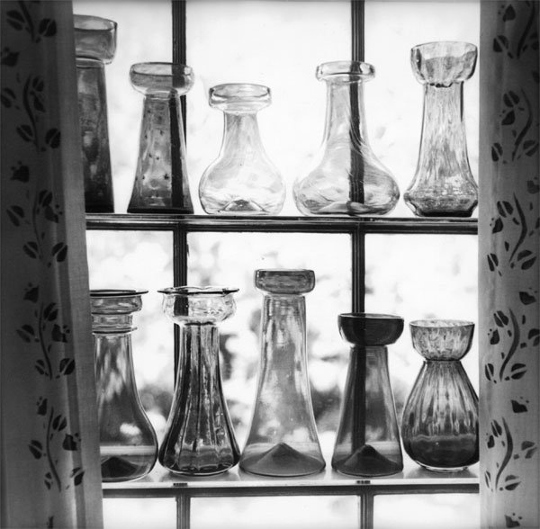 Bruce Cratsley Window with vases