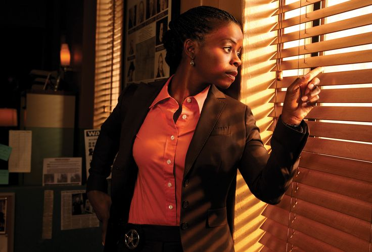 Erica Tazel and Jacob Pitts Talk JUSTIFIED Season 3   Collider