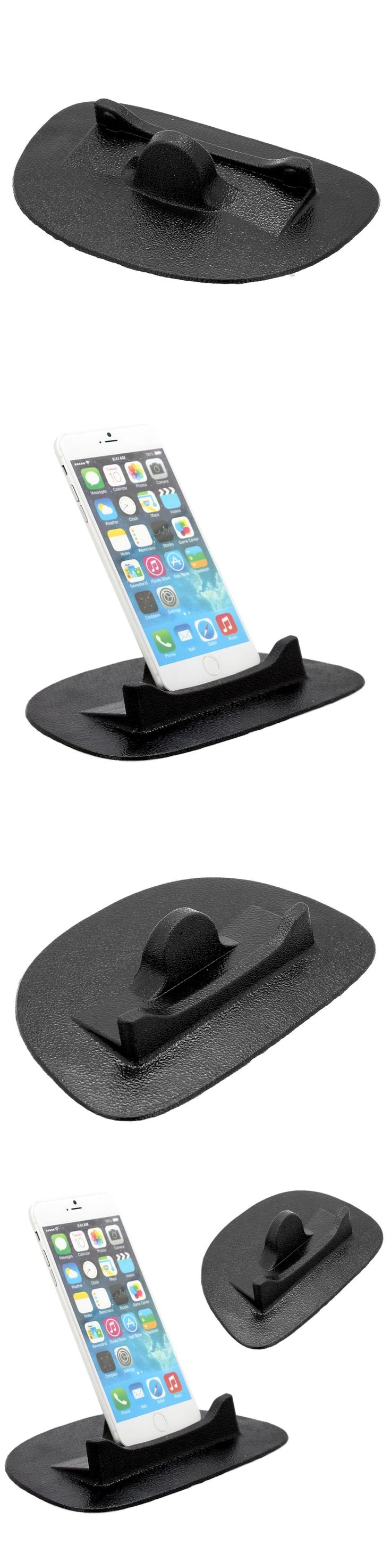 CAR-partment top sale Dashboard Pad Car Cell Phone Holder Sticky Silicone Pad Mount Stand Large Size Free Shipping