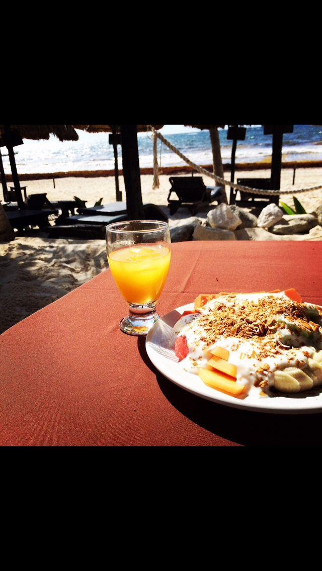 {#Lifestyle } Good morning!  #playa #playadelcarmen #mexico #beach #yum #likeit #style #lifestyle #playadelstyle