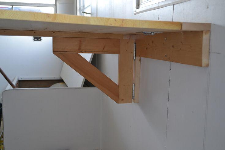 Vergessen Sie IKEA – Bauen Sie Ihren eigenen Klappschreibtisch!