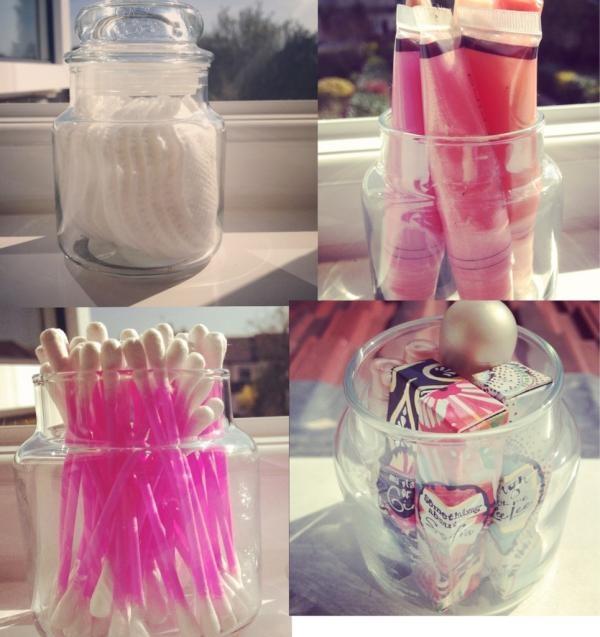 Craft Ideas Empty Jam Jars: Good Ideas For Yankee Candle Jars