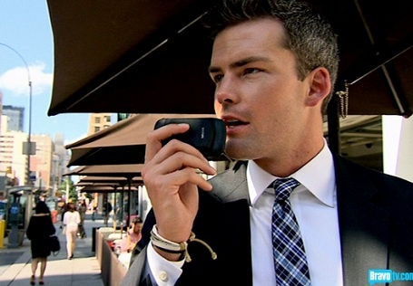 An influental person who is a broker is Ryan Serhant from the show Million dollar listing