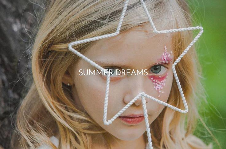 La piyama - fashion kids campaign - collection 2017 - photography and production Irene Sekulic