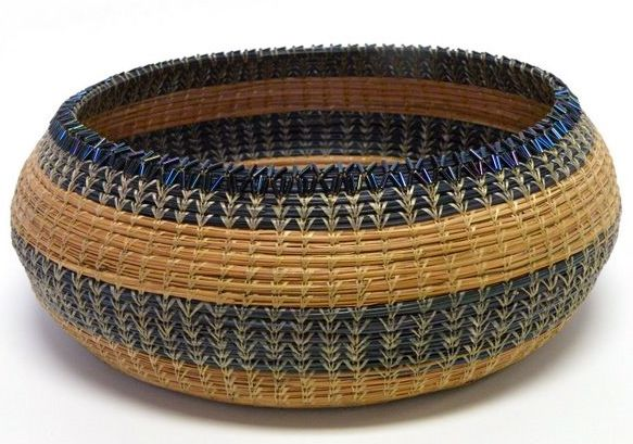 Pine Needle Baskets | Bay Area Basket Makers