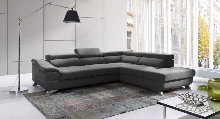 ZITA   A Great Place To Gather In The Living Room.  L Shaped. Living Room  SofaLiving RoomsQuality SofasSleeper SofasModelEuropean ...