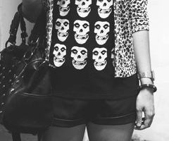 Misfits: Misfits Outfits, Captiv Clothing, Punk Fashion, Dreams Closet, Punk Rocks, Beautifuljust Beautifulcloth, Bw Fashion, Skull Style, Grunge Style