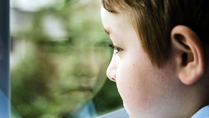 Warning signs for depression in children
