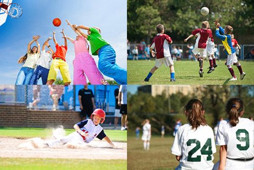 Single sport focus before age 12 poses injury risk in young athletes