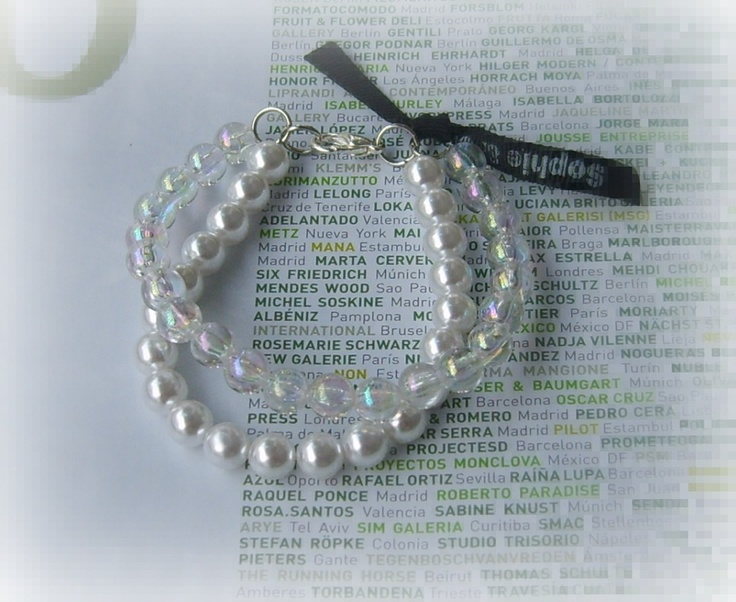 pearls brachelet!!!