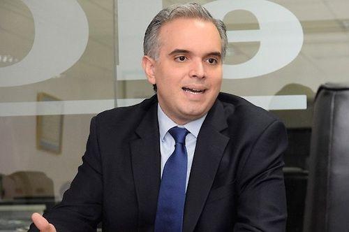 Presentan a Luis Miguel De Camps como precandidato presidencial del PRSD