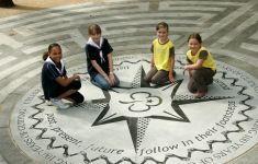 Guides at Crystal Palace