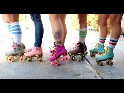 Moxi Girls Roller Skating Club - Female Only Skaters