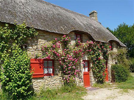 Village de Kerhinet :: Kerhinet :: Parc naturel régional de Brière ...