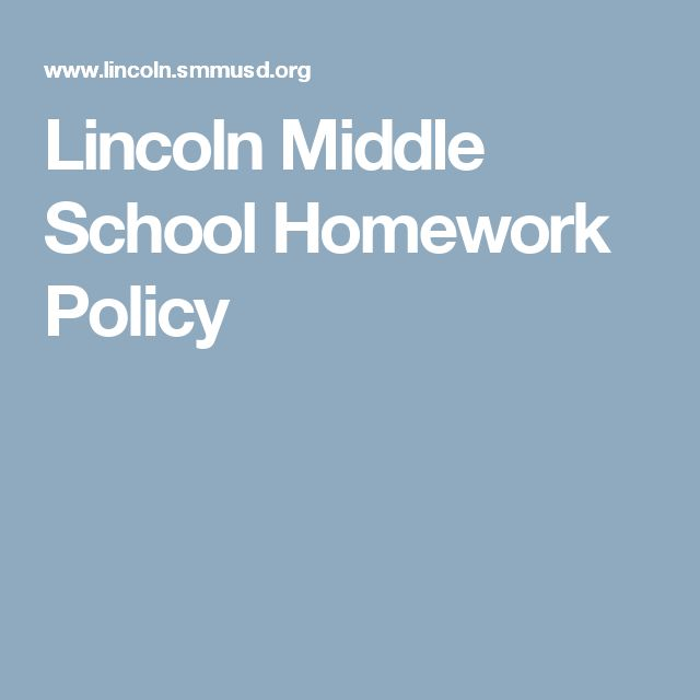 Secondary Schools Homework Policy 4th - image 10