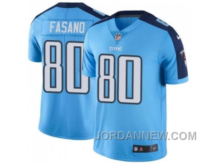 http://www.jordannew.com/nike-tennessee-titans-80-anthony-fasano-light-blue-mens-stitched-nfl-limited-rush-jersey-online.html NIKE TENNESSEE TITANS #80 ANTHONY FASANO LIGHT BLUE MEN'S STITCHED NFL LIMITED RUSH JERSEY ONLINE Only $23.00 , Free Shipping!