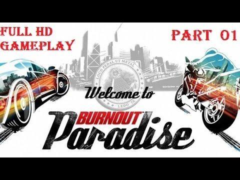 Burnout paradise city Full Hd Gamplay Part 01