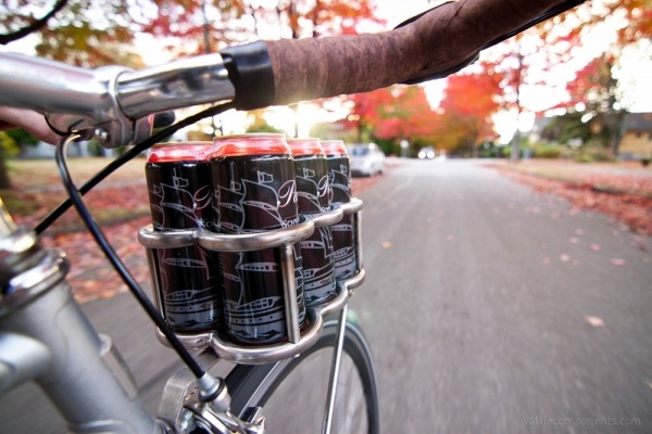 biking and beering on cambridge street