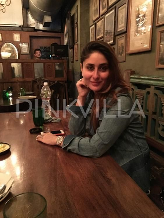 Kareena and Saif Entertained a Special Guest Over Dinner - Guess Who? | PINKVILLA