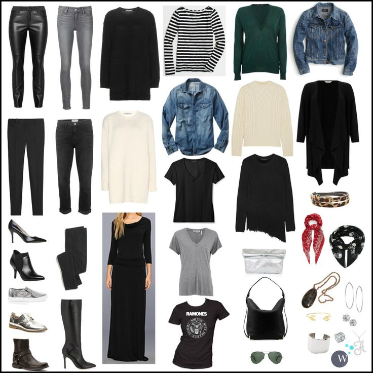 Real life capsule wardrobe - what I am wearing this winter that is a capsule for business casual workplace and weekends. Where to buy, how to mix and match.