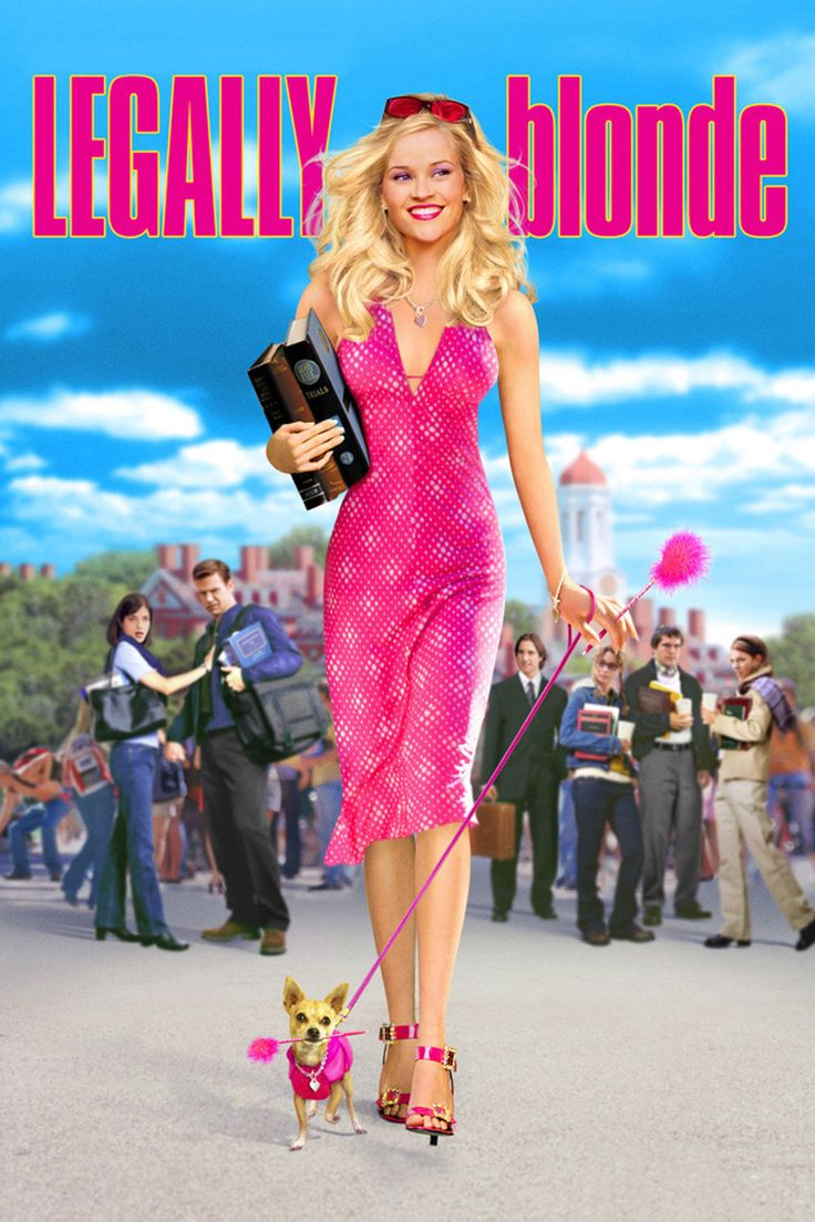 click image to watch Legally Blonde (2001)