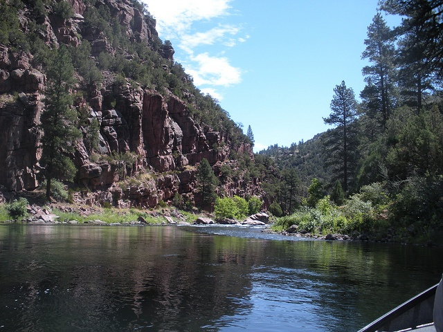 Flaming Gorge on the Green River, Utah