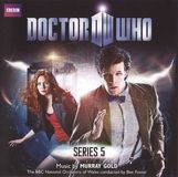 Doctor Who: Series 5 [CD]