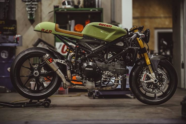 the 'EVO RACER' Ducati 848 by NCT-Motorcycles