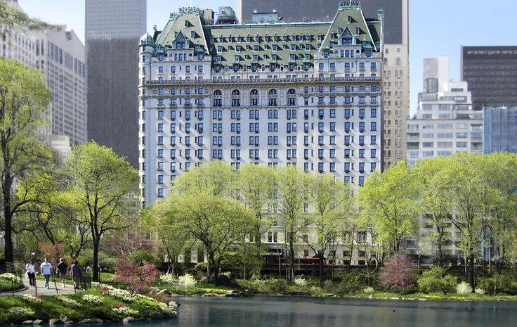 The Plaza Hotel Residences Condos, New York City
