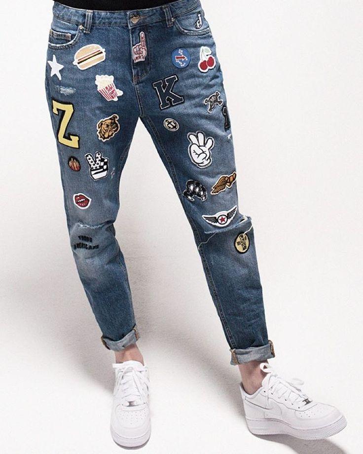 patch jeans - Google zoeken