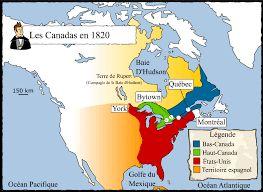 Le Canada en 1820