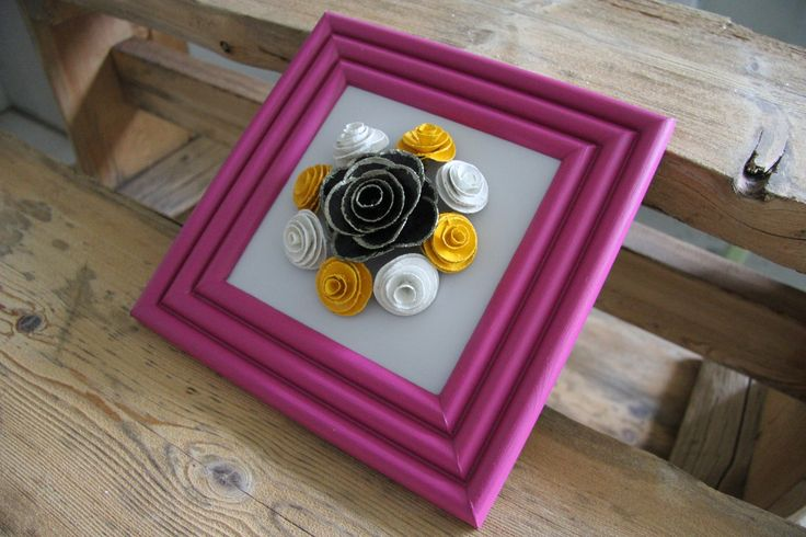 Pirtsakka ruusutaulu väreistä tykkäävälle... ;) koko 25x25 cm